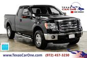 2011 Ford F-150 XLT SUPERCAB 4WD AUTOMATIC CRUISE CONTROL RUNNING BORADS ALLOY W