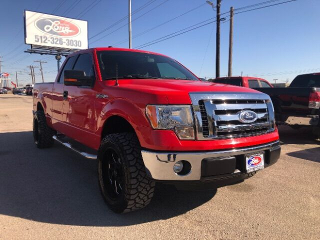 2011 Ford F-150 XLT SuperCab 6.5-ft. Bed 2WD Georgetown TX