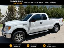 Ford F-150 XLT SuperCab 6.5-ft. Bed 4WD 2011