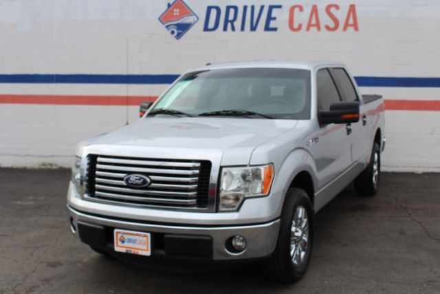 2011 Ford F-150 XLT SuperCrew 5.5-ft. Bed 2WD Dallas TX