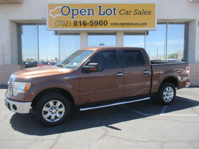 2011 Ford F-150 XLT SuperCrew 5.5-ft. Bed 2WD Las Vegas NV