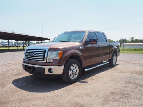 2011 Ford F-150 XLT SuperCrew 5.5-ft. Bed 2WD Terrell TX