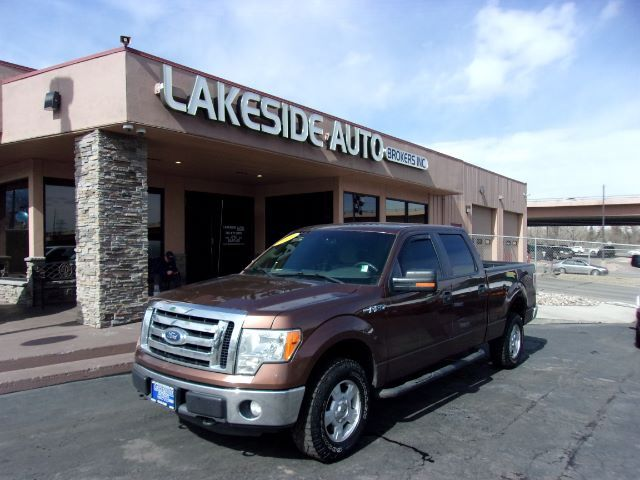 2011 Ford F-150 XLT SuperCrew 5.5-ft. Bed 4WD Colorado Springs CO