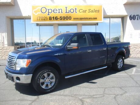 2011 Ford F-150 XLT SuperCrew 5.5-ft. Bed 4WD Las Vegas NV