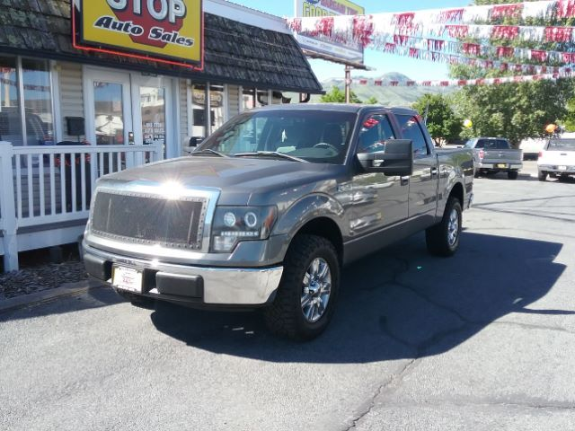 2011 Ford F-150 XLT SuperCrew 5.5-ft. Bed 4WD Pocatello and Blackfoot ID