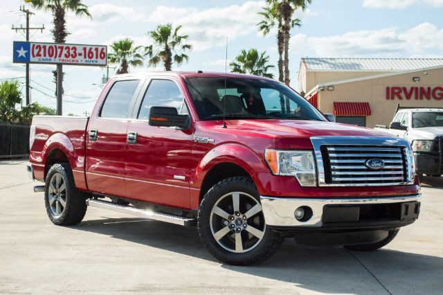 2011_Ford_F-150_XLT SuperCrew 6.5-ft. Bed 2WD_ San Antonio TX
