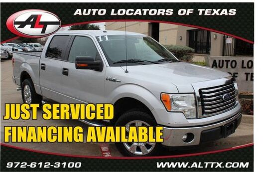 2011 Ford F-150 XLT TEXAS EDITION Plano TX