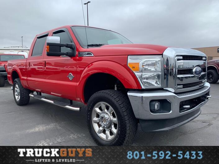 2011 Ford F-250  West Valley City UT