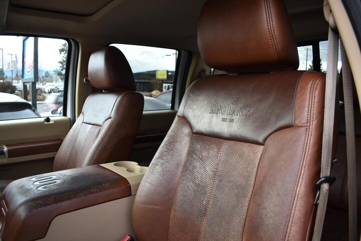 2011 Ford F-250 King Ranch 4WD Crew Cab Bend OR
