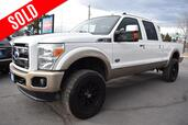 2011 Ford F-250 King Ranch 4WD Crew Cab