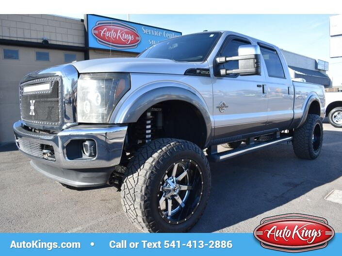 2011 Ford F-250 Lariat 4WD Crew Cab Bend OR