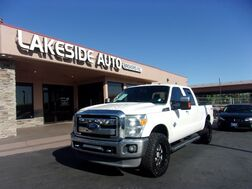 2011_Ford_F-250 SD_Lariat Crew Cab 4WD_ Colorado Springs CO