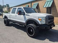 2011_Ford_F-250 SD_Lariat Crew Cab 4WD_ Knoxville TN