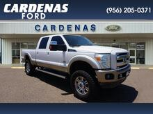 2011_Ford_F-250 Super Duty_Lariat_ McAllen TX