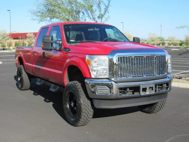 2011 Ford F-250 Super Duty XLT