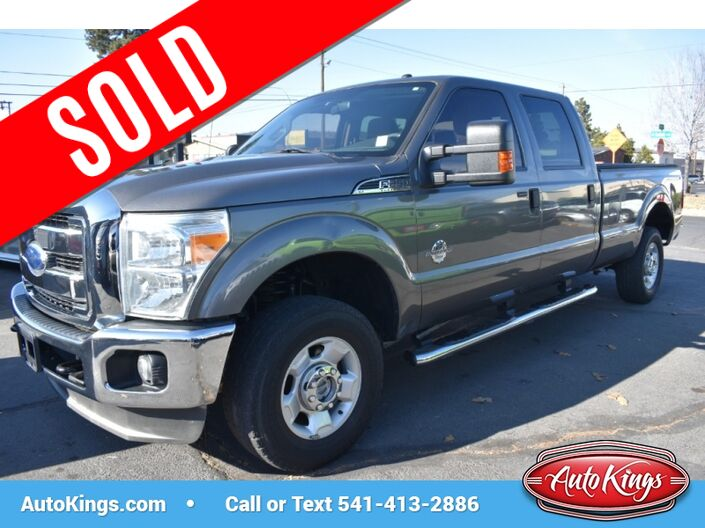 2011 Ford F-250 XLT 4WD Crew Cab Bend OR