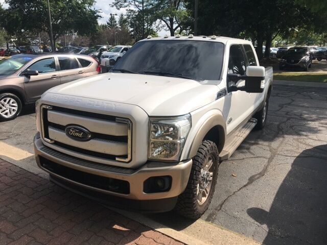2011 Ford F-250SD King Ranch Holland MI