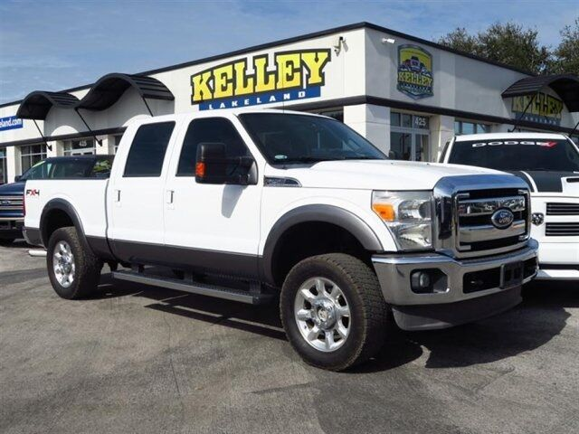 2011 Ford F-250SD Lariat
