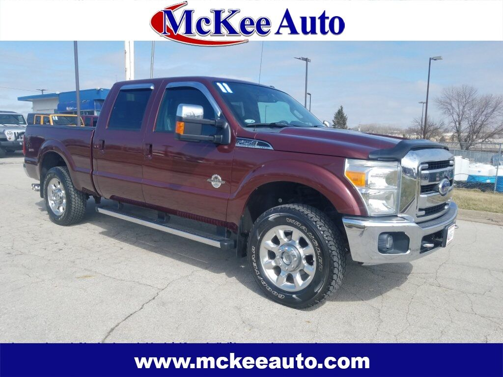 2011 Ford F-250SD Lariat Des Moines IA