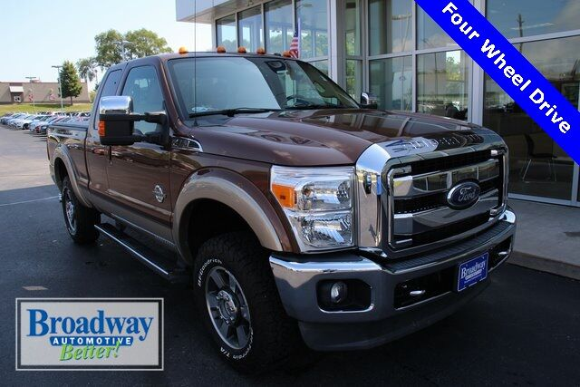 2011 Ford F-250SD Lariat Green Bay WI