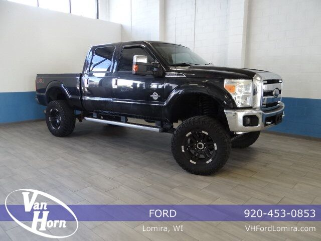 2011 Ford F-250SD Lariat Plymouth WI