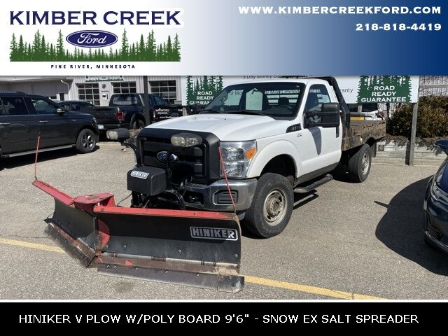 2011 Ford F-250SD XL Pine River MN