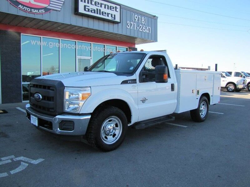 2011 Ford F-350 2WD XL Collinsville OK