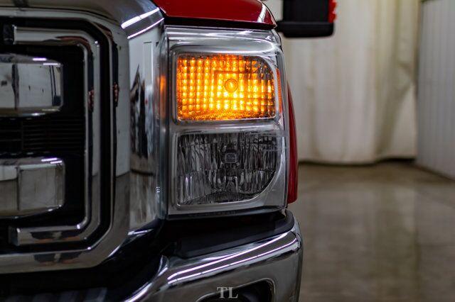 2011 Ford F-350 4x4 Reg Cab XLT Longbox Red Deer AB
