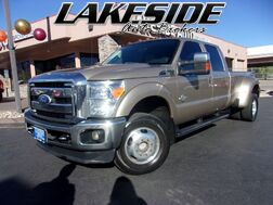 2011_Ford_F-350 SD_Lariat Crew Cab Long Bed DRW 4WD_ Colorado Springs CO