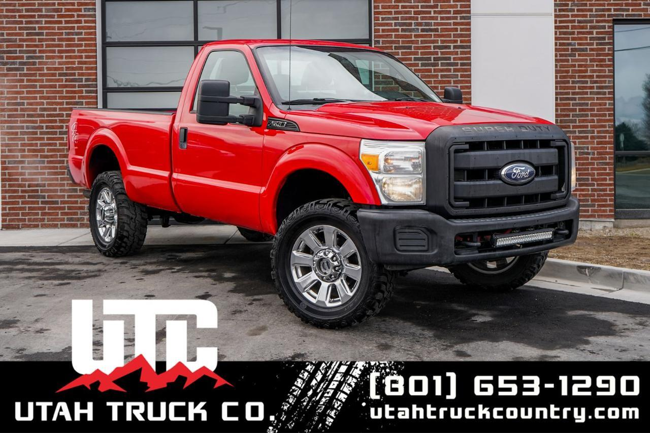 2011 Ford F-350 SD XL 4WD Lehi UT