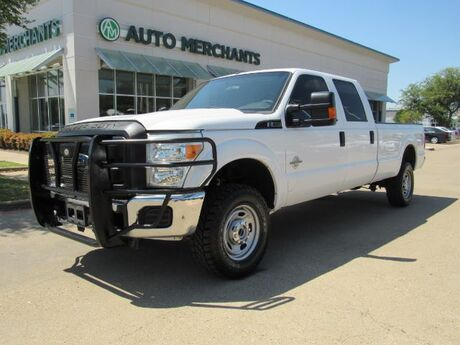 2011 Ford F-350 SD XL Crew Cab Long Bed 4WD Plano TX