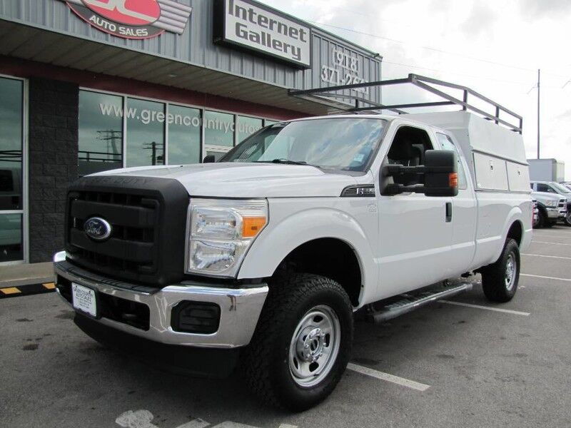 2011 Ford F-350 SRW 4x4 XL Collinsville OK