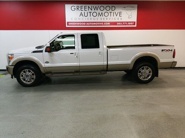 2011 Ford F-350SD King Ranch Greenwood Village CO