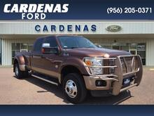 2011_Ford_F-450 Super Duty_Lariat_ McAllen TX