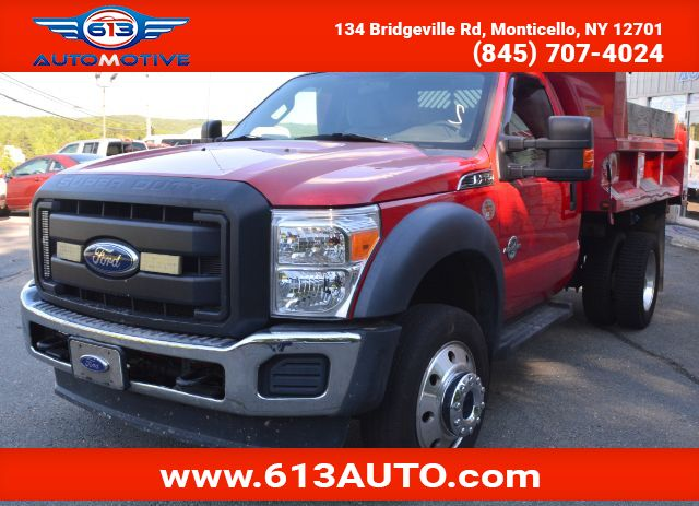 2011 Ford F-550 Regular Cab DRW 4WD Ulster County NY
