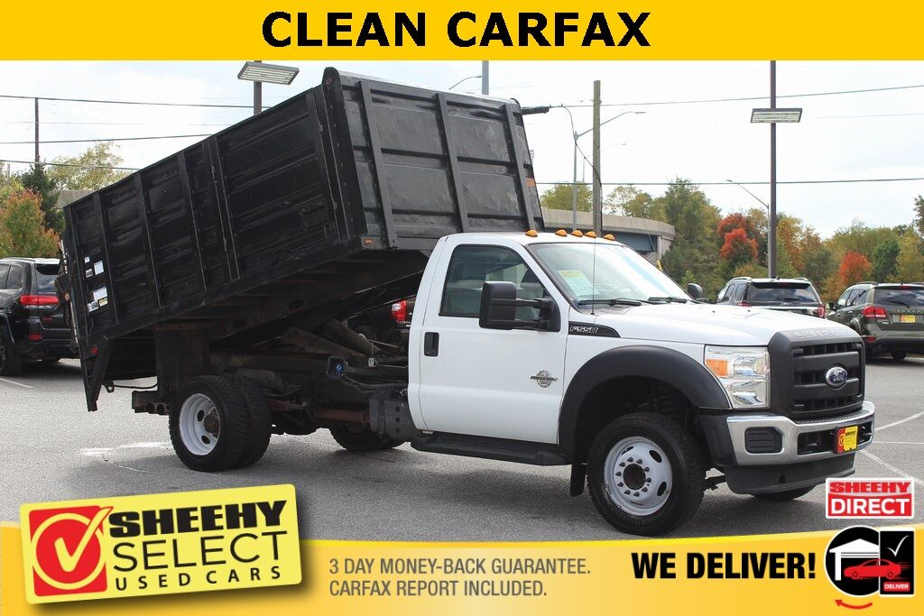 2011 Ford F-550SD XL Suitland MD