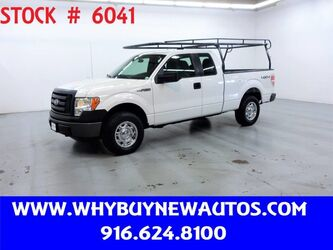 Ford F150 ~ 4x4 ~ Extended Cab ~ Only 71K Miles! 2011