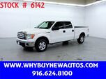 2011 Ford F150 ~ Crew Cab XLT ~ Only 34K Miles!