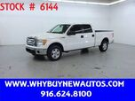 2011 Ford F150 ~ Crew Cab XLT ~ Only 37K Miles!