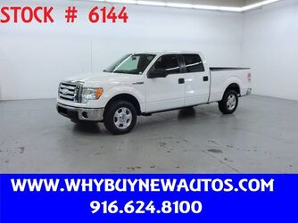 Ford F150 ~ Crew Cab XLT ~ Only 37K Miles! 2011