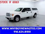 2011 Ford F150 ~ Crew Cab XLT ~ Only 59K Miles!