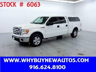Ford F150 ~ Crew Cab XLT ~ Only 59K Miles! 2011