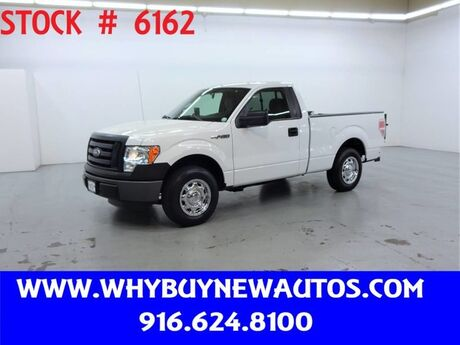 2011 Ford F150 ~ Liftgate ~ Only 12K Miles! Rocklin CA