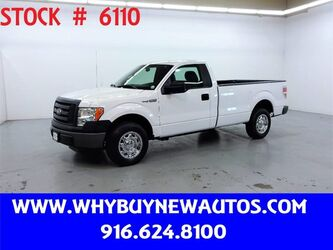 Ford F150 ~ Only 54K Miles! 2011
