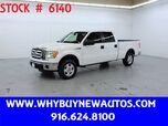 2011 Ford F150 ~ XLT Crew Cab ~ Only 63K Miles!