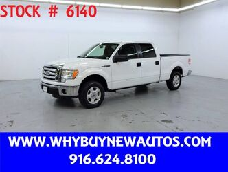 Ford F150 ~ XLT Crew Cab ~ Only 63K Miles! 2011