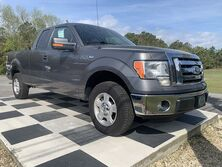 Ford F150 2WD Supercab XLT 2011