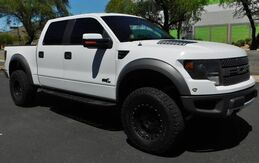 2011_Ford_F150 SVT RAPTOR CREW CAB LOADED_411hp 6.2L V8 LEATHER MOON NAVI_ Phoenix AZ