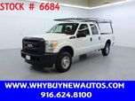 2011 Ford F250 ~ 4x4 ~ Crew Cab ~ Only 28K Miles!
