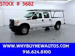 2011 Ford F250 ~ 4x4 ~ Crew Cab ~ Only 36K Miles!